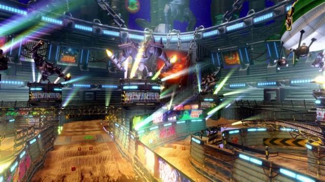Tiny Arena - CTR Nitro-Fueled Race Tracks (Levels) - Crash Team ...