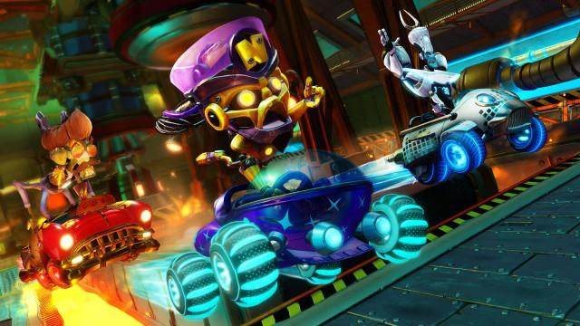 More Characters and Skins Revealed for Crash Team Racing Nitro-Fueled!