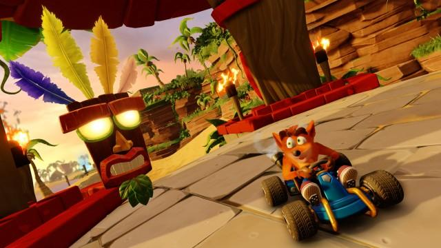 Details of Crash Team Racing Nitro-Fueled Adventure Mode Revealed!