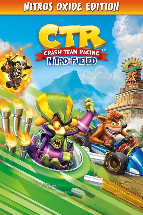 Crash Team Racing Nitro-Fueled - Nitros Oxide Edition