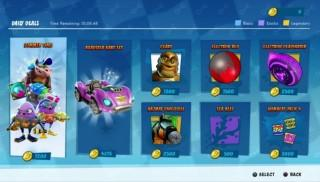 How Wumpa Coins and Pit Stop work in Crash Team Racing Nitro Fueled