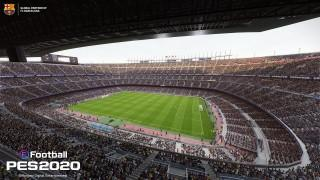 PES 2020 Visuals: The Beautiful Game, More Beautiful Than It's Ever Been