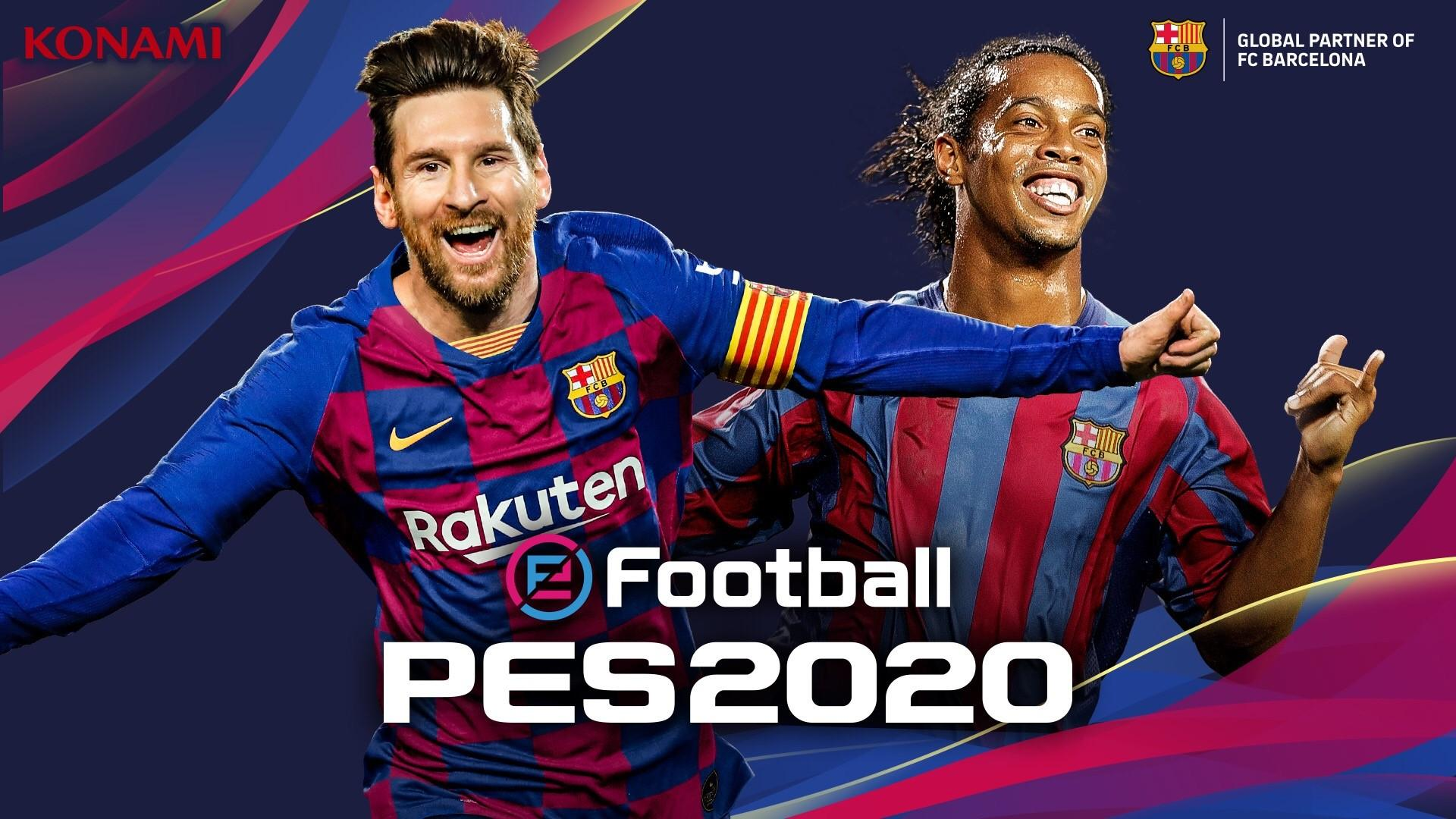 PES 2020 Artworks & Wallpapers Gallery For