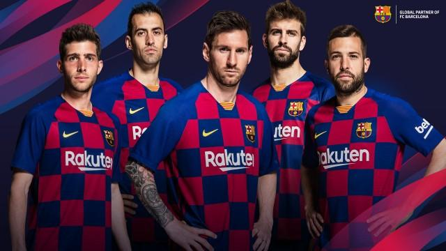 Barcelona Pes 2020 Teams Database Stats Pro Evolution Soccer 2020 Efootball Database