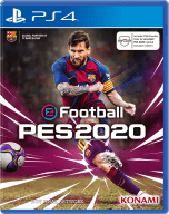 PES2020 Cover First