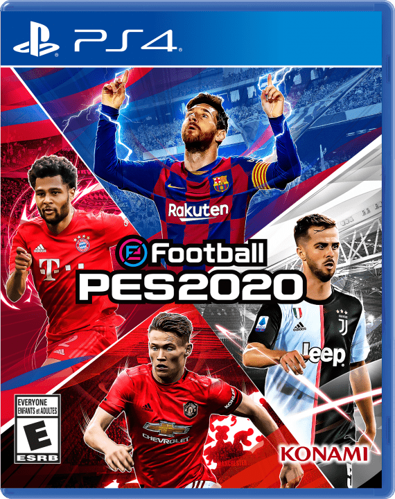 PES2020 Cover Official