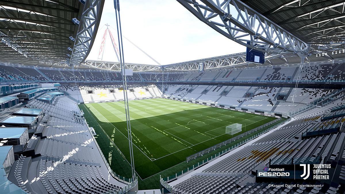 allianz stadium pes 2020 all stadiums pro evolution soccer 2020 efootball database allianz stadium pes 2020 all stadiums