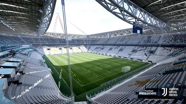 PES2020 Juventus 26 Stadium AllianzStadium 1