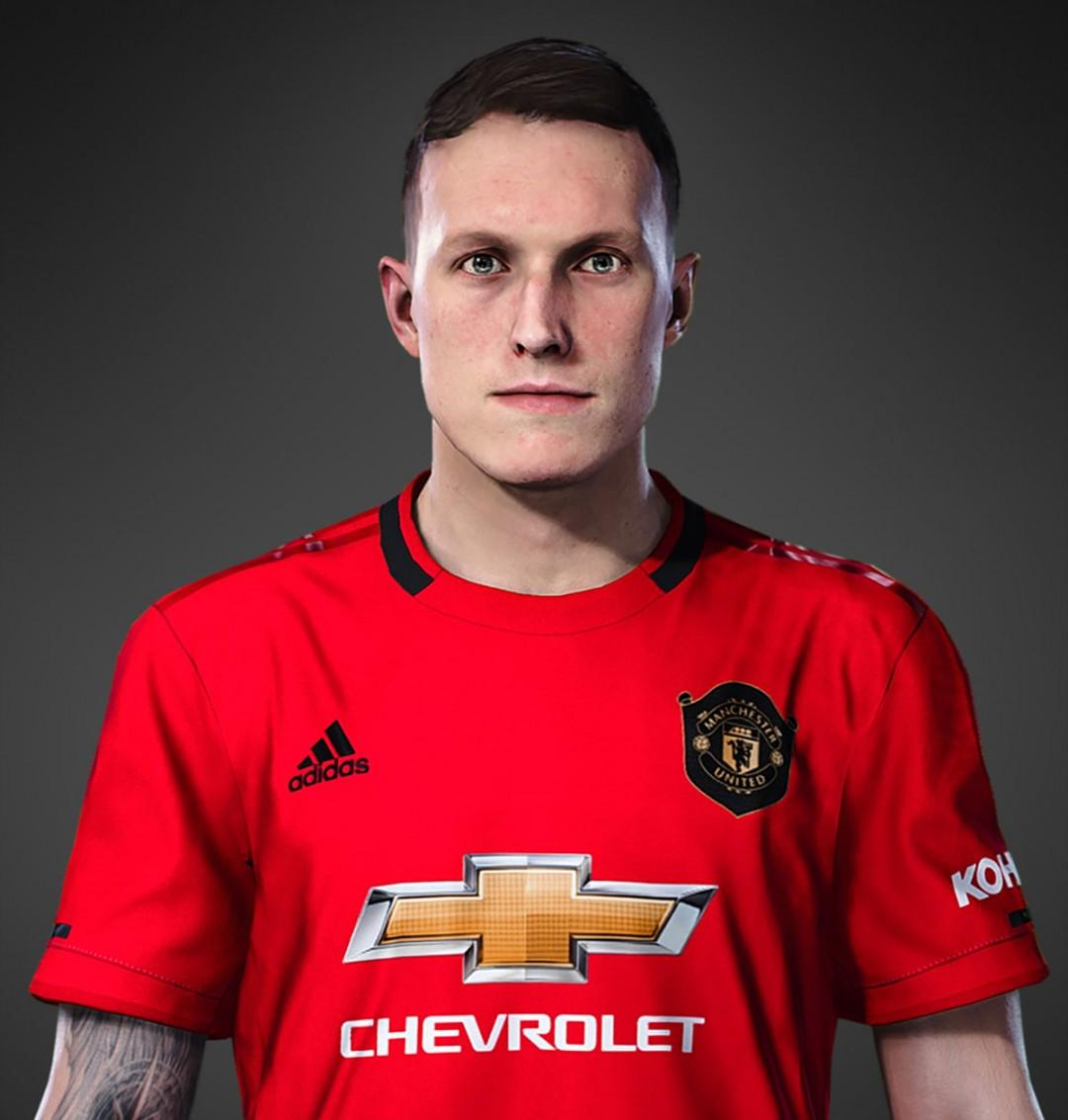 Manchester United PES 2020 Teams Database & Stats Pro