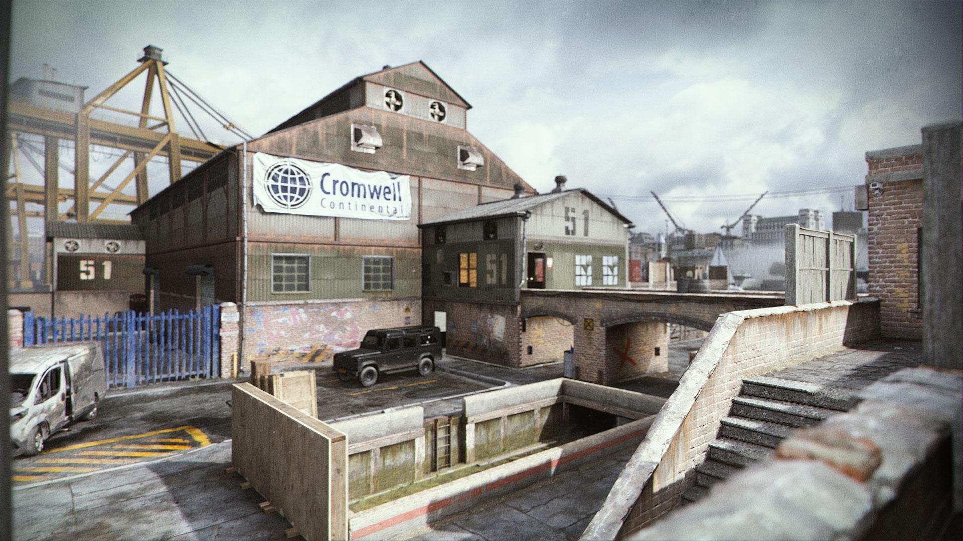 Docks Cod Modern Warfare Maps Call Of Duty Modern Warfare