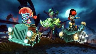 New CTR Nitro-Fueled Update: Spooky Grand Prix, Engine Swap, Lost Cup and more!