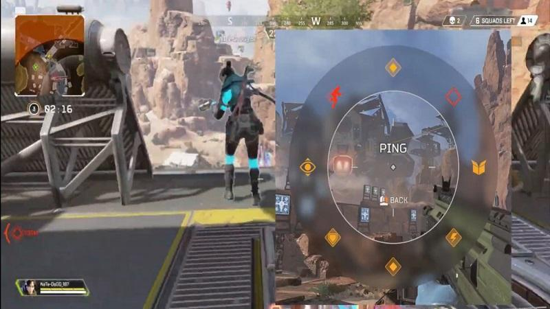 ping system in Apex Legends