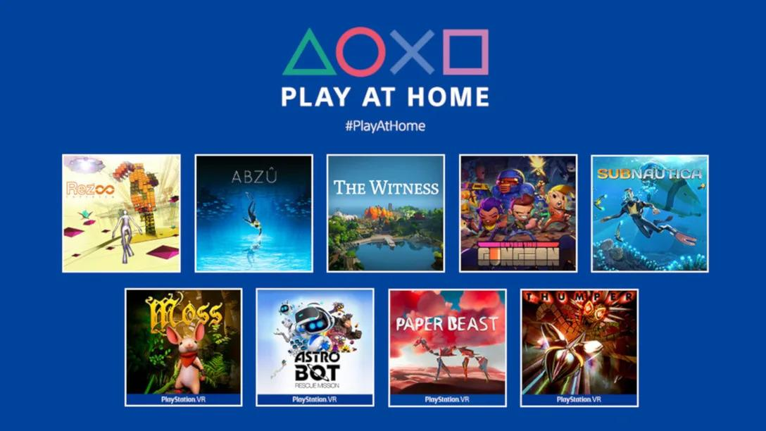 Best Free PlayStation Games Including a GOTY Nominee: Play At Home 2021 Update [March 2021]
