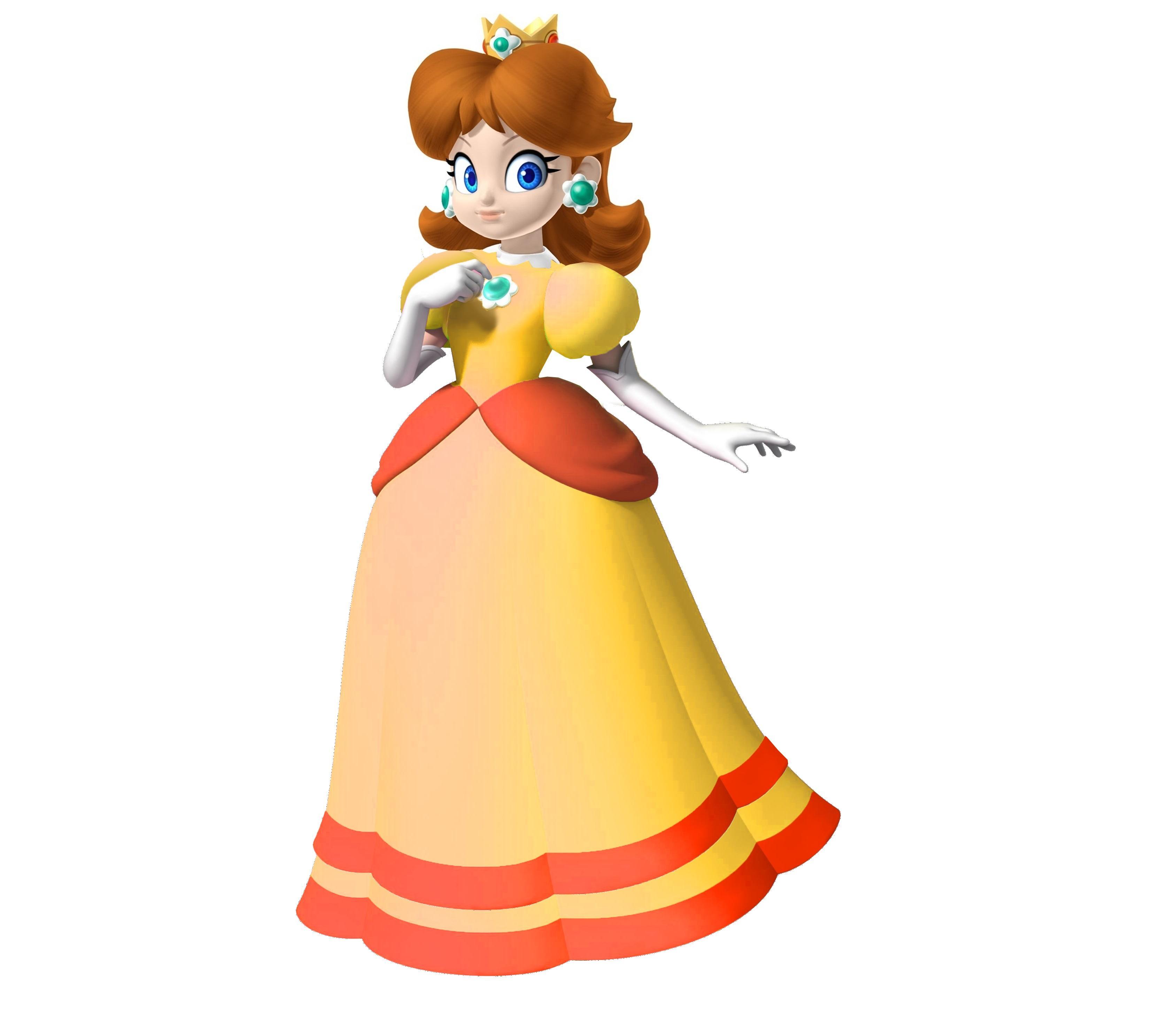 Female Mario Characters