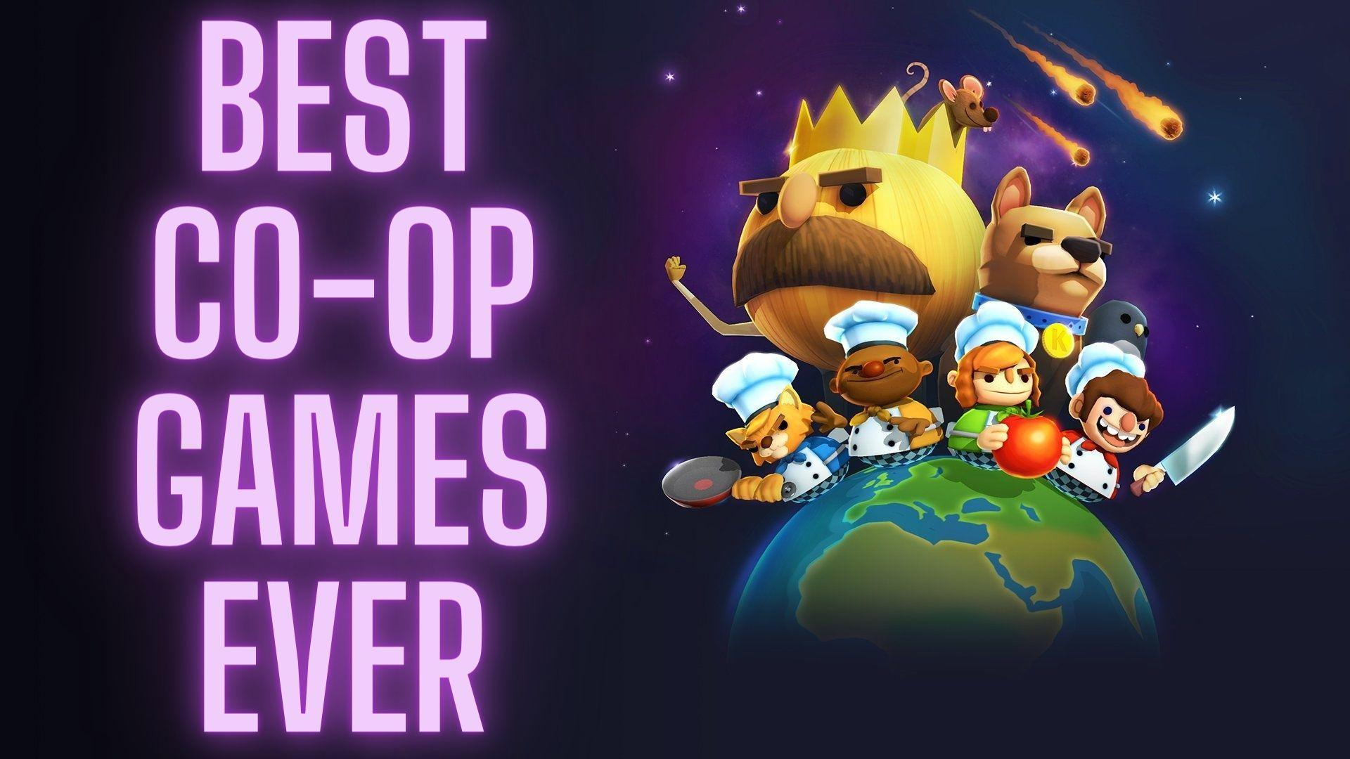 Moving Out and Overcooked: Some of the Best CO-OP Games Ever Made