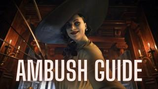 How to Survive The First Ambush in Resident Evil Village [Resident Evil 8 Guide]