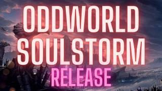 Oddworld: Soulstorm | Long-Awaited Continuation of a Dark Platforming Adventure