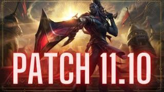 The Best Champions in Patch 11.10 [LOL Patch Notes 11.10]