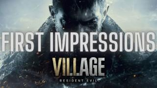 Resident Evil Village: The Best Game in the Series? [Resident Evil 8 First Impressions]