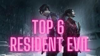 Best Resident Evil Games: My Top 6 Installments in Popular Survival Horror Franchise [May 2021]