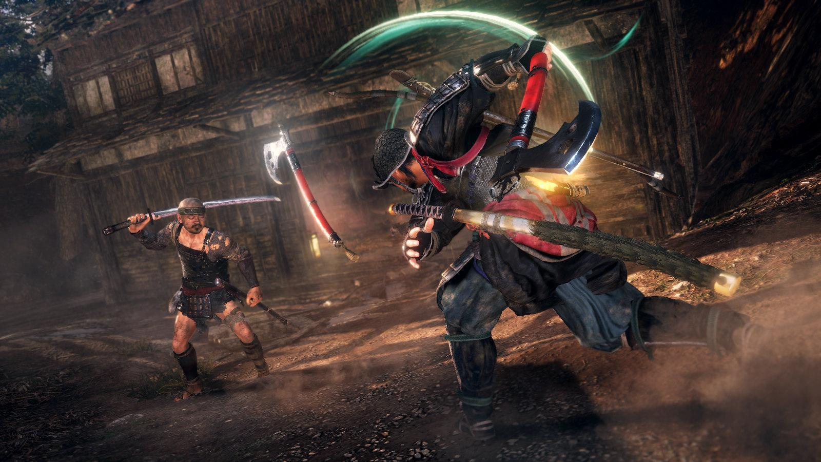 Nioh 2: Which Starting Weapon to Choose - Strategy Guide