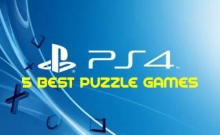 The 5 Best Puzzle Games on the PS4