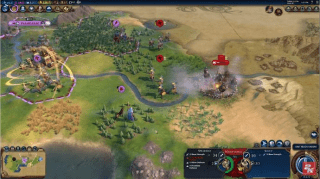 Civilisation VI: A New Update Completely Changes Your Interactions With Barbarians