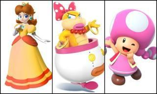 Meet The 6 Most Popular Girls Of The Mario Franchise