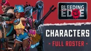 All Bleeding Edge Characters (2020) - Full Fighters Roster List