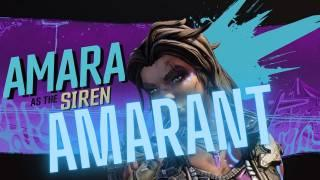 Borderlands 3 Amara Build: Amarant Amara [level 65, Mayhem 11] + SAVE FILE