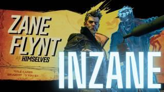 Borderlands 3 Zane Build: InZane [level 65, Mayhem 11] + SAVE FILE