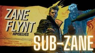 Borderlands 3 Zane Build: Sub-Zane [level 65, Mayhem 11] + SAVE FILE
