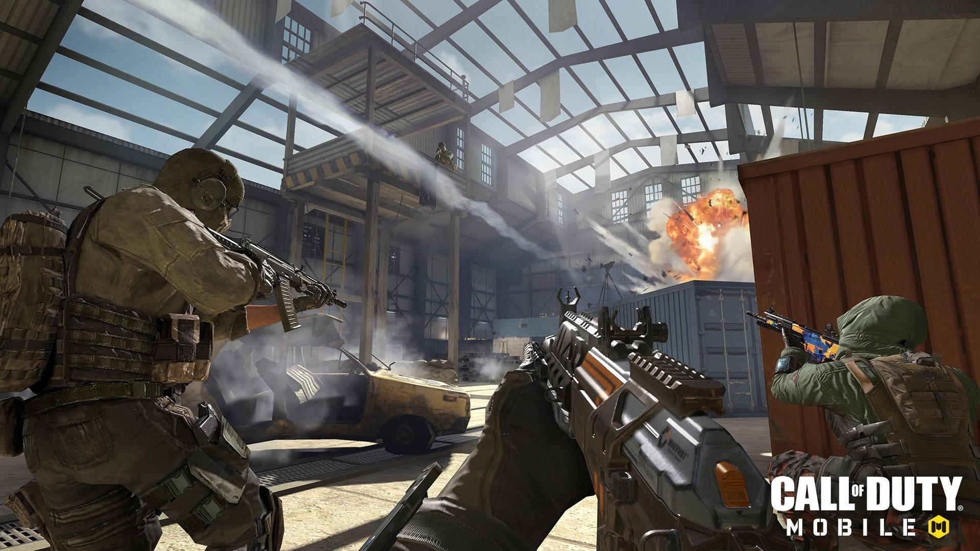 Call Of Duty: Mobile Multiplayer Modes [2021]