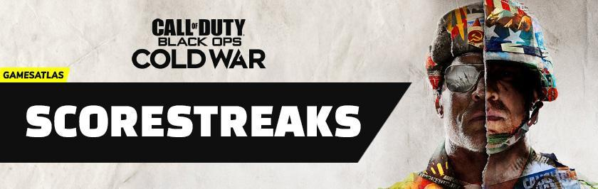 cod cold war scorestreaks