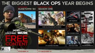 Season 1 Leaked Content Coming to COD Black Ops Cold War