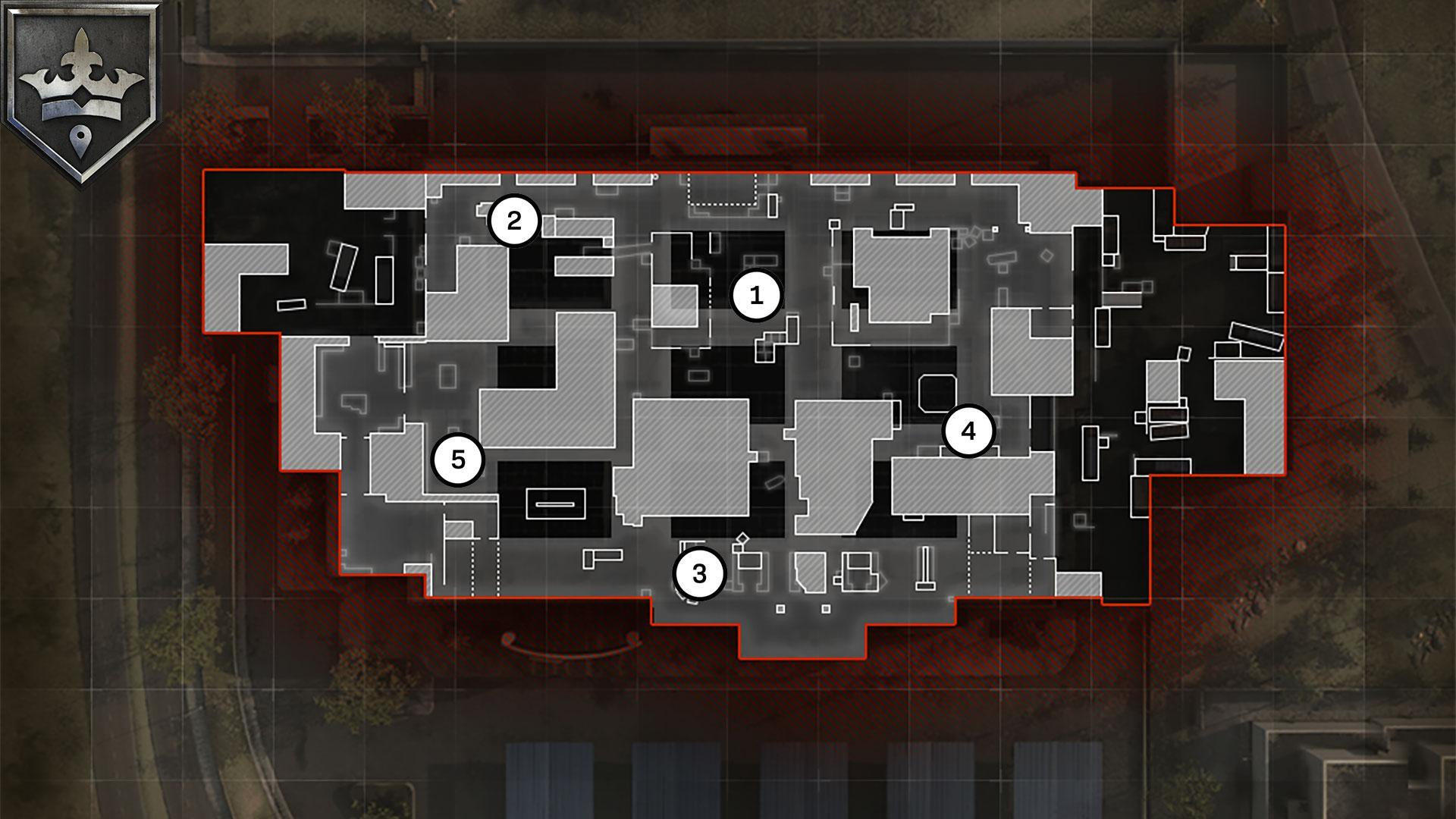 AtlasSuperstore Map Headquarters Hardpoint Rotations