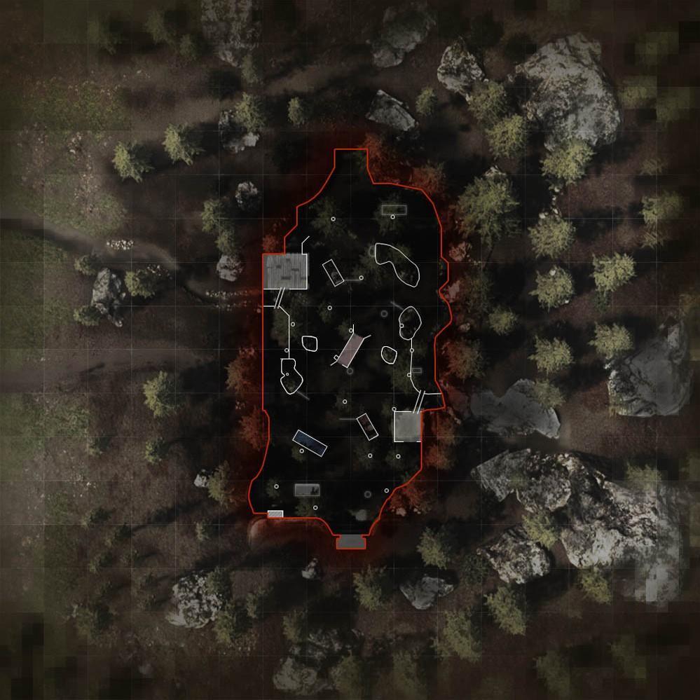 Pine Cod Modern Warfare Maps Call Of Duty Modern Warfare