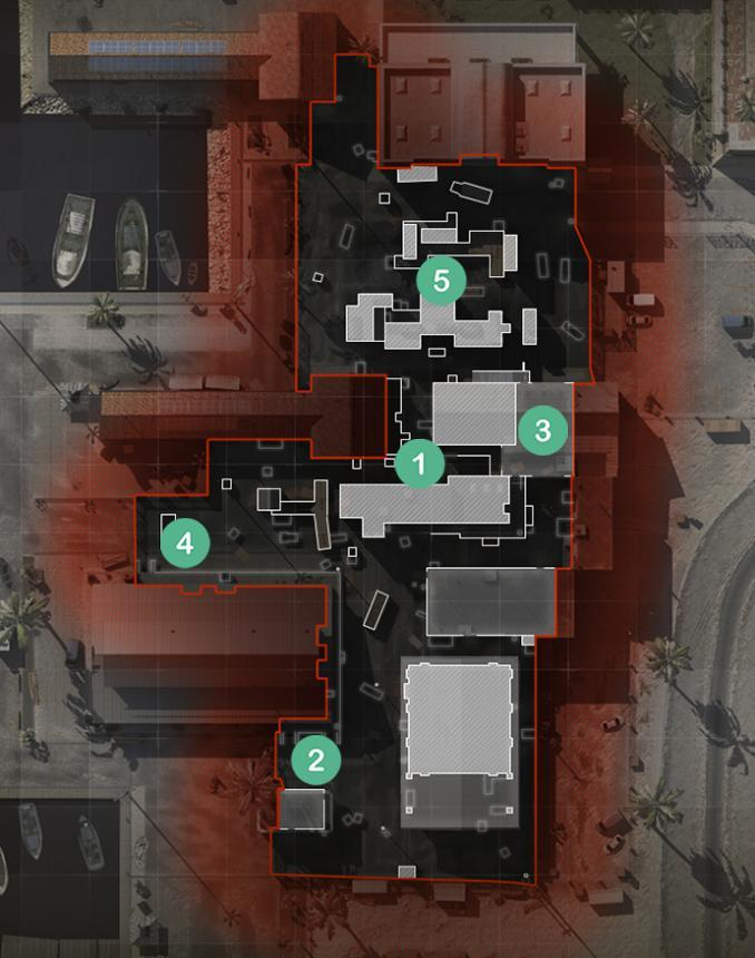 Suldal Harbor Map Headquarters Hardpoint Rotations