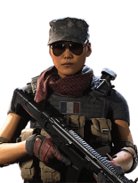 Domino | COD MW & Warzone Operators | Skins & How To