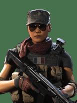 Domino   COD MW & Warzone Operators   Skins & How To