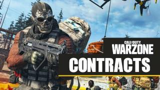 All Contract Types in Call of Duty WarZone (2020) - Full List COD Battle Royale Challenges