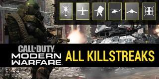 Full List of Killstreaks in Call of Duty Modern Warfare (2019): Every Killstreak in COD MW