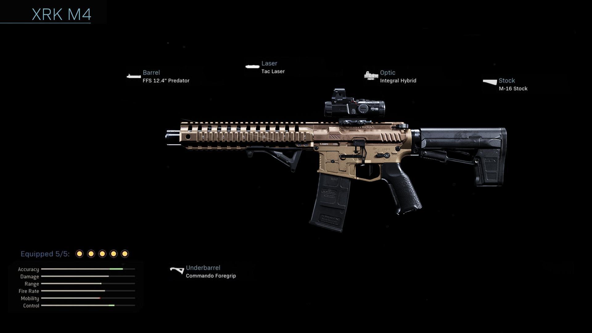 Как получить XRK M4 в Call of Duty: Modern Warfare 2019