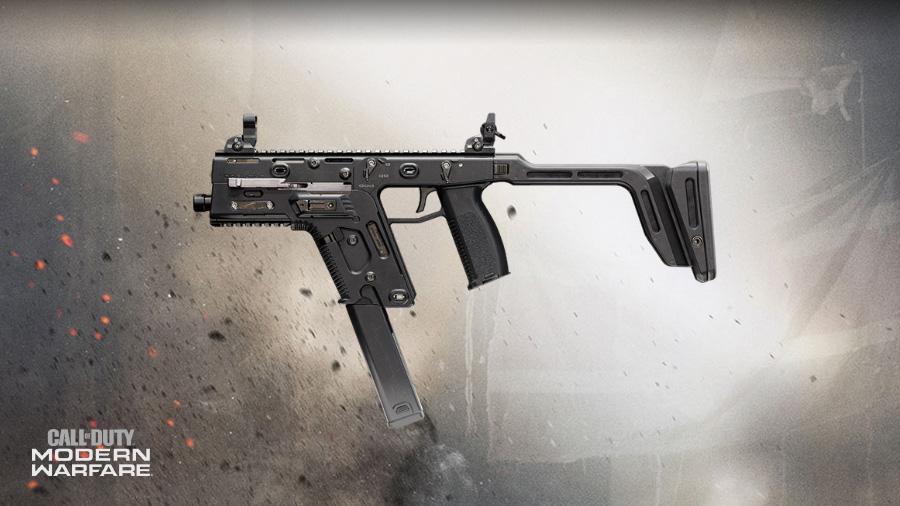 Fennec Vector Cod Modern Warfare Weapons Blueprints Call Of