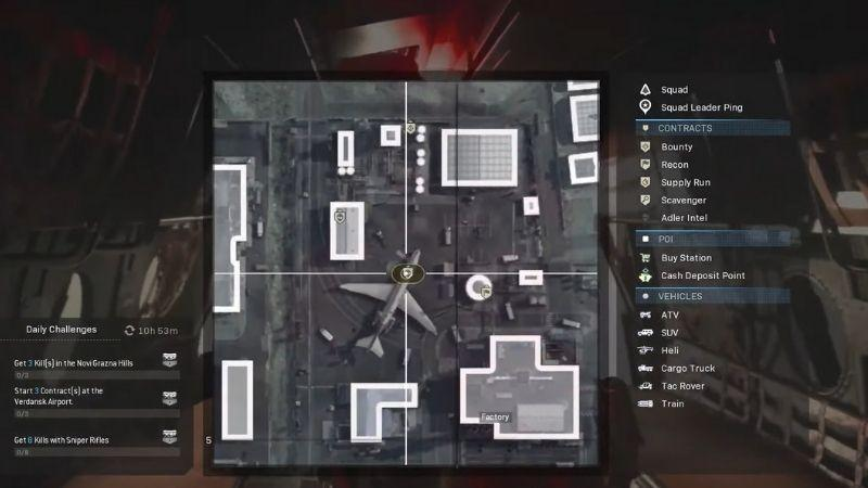 How to Complete Adler Intel Challenges in COD: Warzone