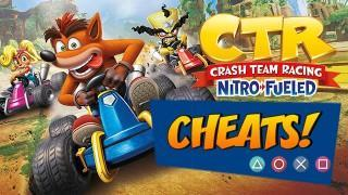 Crash Team Racing Nitro-Fueled Cheats Codes List (PS4, Xbox, Nintendo Switch)