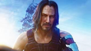 Keanu Reeves Was Born To Be Johnny Silverhand in Cyberpunk 2077