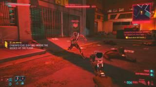 Cyberpunk 2077 Cyberpsycho Sighting: Where the Bodies Hit the Floor Side Job Mission Guide