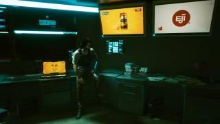 Cyberpunk 2077 'Greed Never Pays' Gig Mission Guide