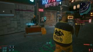 The Funniest Glitches in Cyberpunk 2077